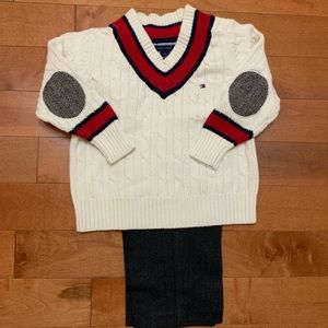 Tommy Hilfiger boy's dress outfit